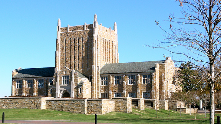 University of Tulsa building