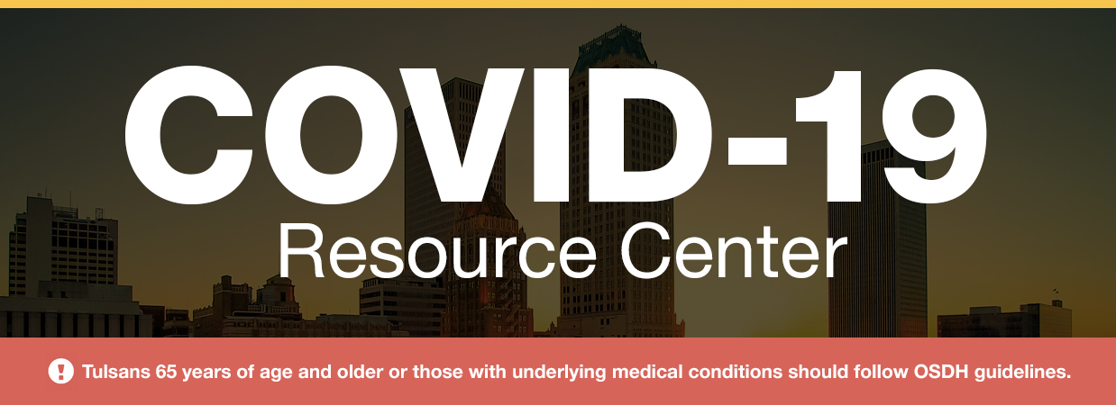 COVID-19 Resource Center 65 and Medical Alert