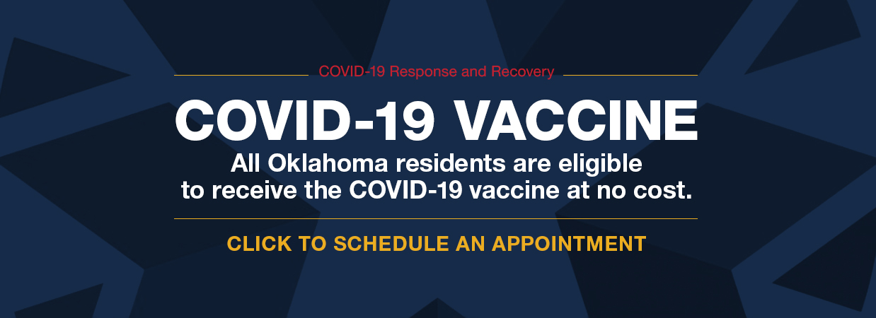COVID-19 Vaccinations Now Open
